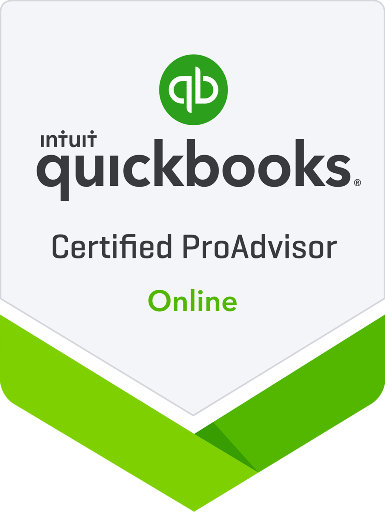 QuickBooks Online Pro advisor badge